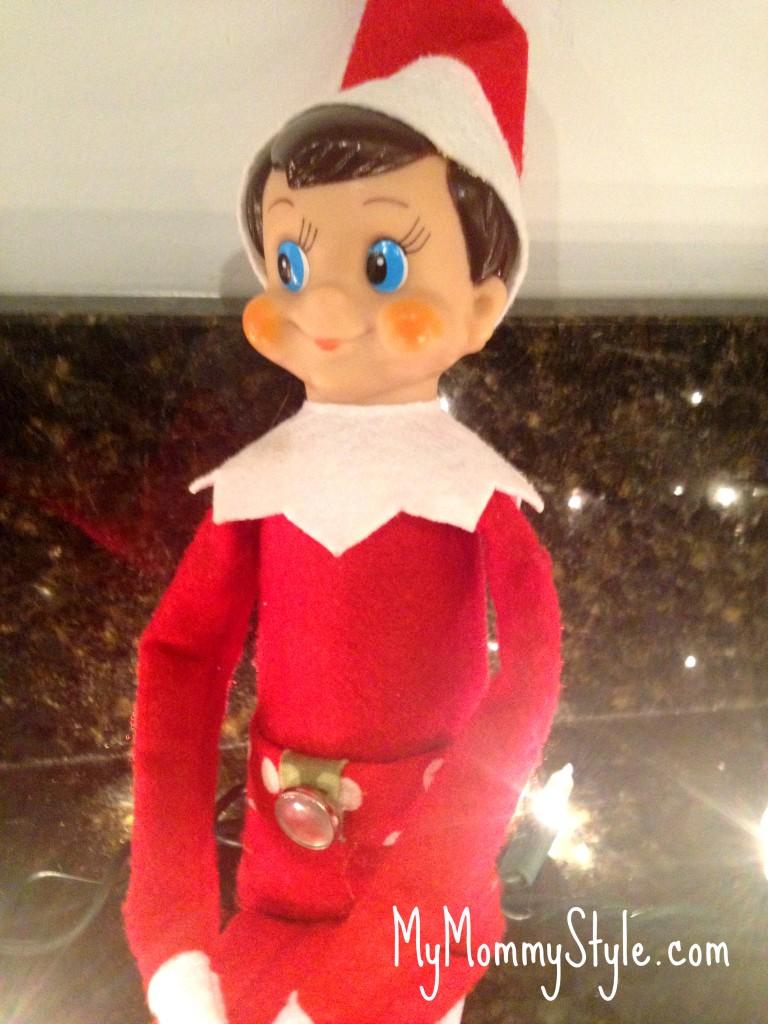 elf on the shelf refashion