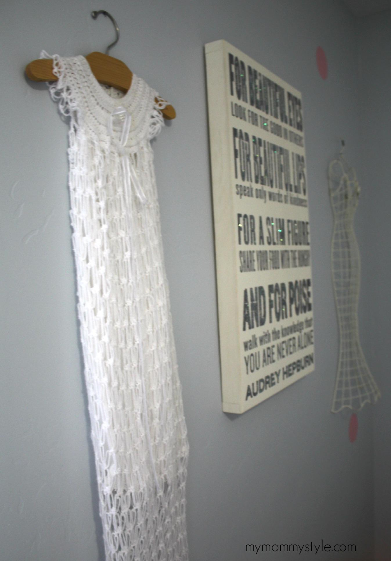 Audrey hepburn, little girls room, mymommystyle.com