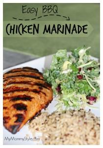 easy bbq chicken marinade, bbq, marinade, chicken recipe, summer, grill,