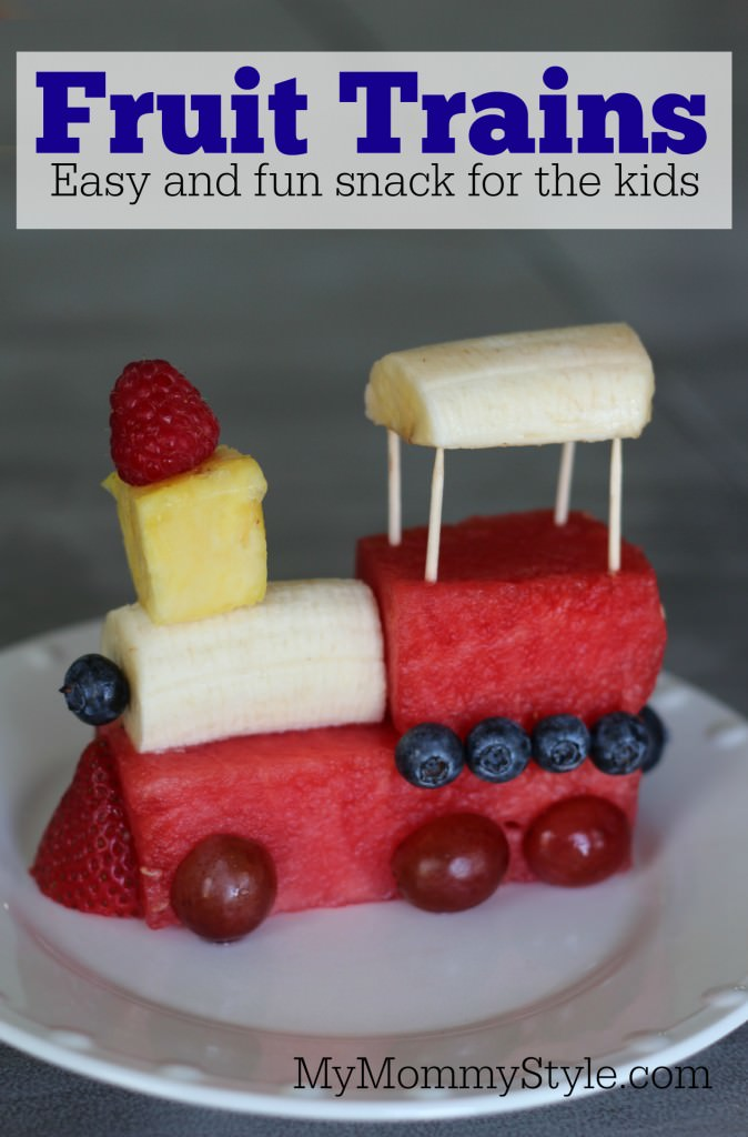 fruit train from my mommy style