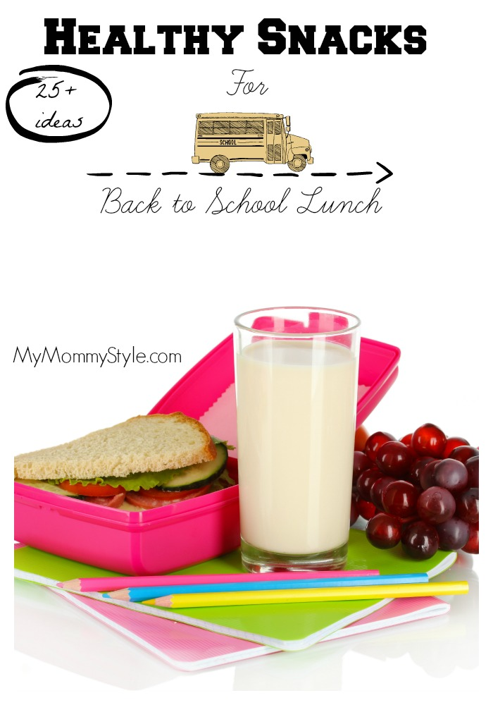 healthy lunch snacks, back to school, lunch box, healthy snacks, packing lunch, home lunch, mymommystyle.com