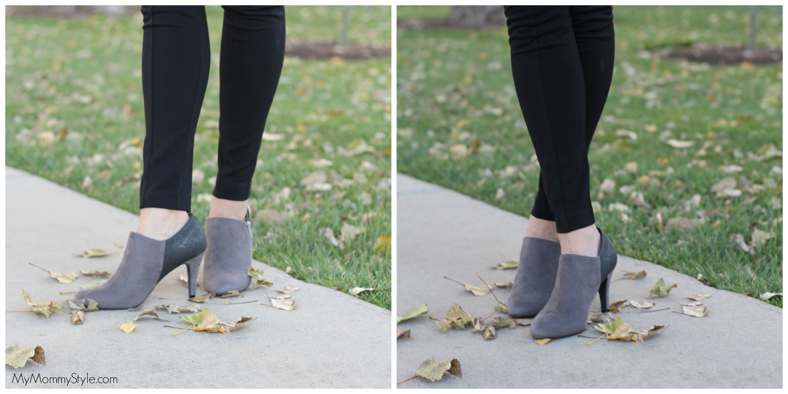 booties, fall fashion, shoes, boots, payless shoes, mymommystyle