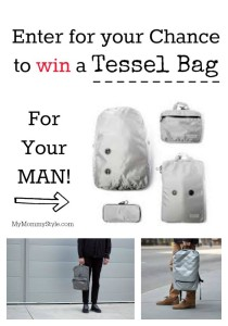 Tessel Bag, giveaway, Tessel, Fathers Day, Gift Guide, MyMommyStyle