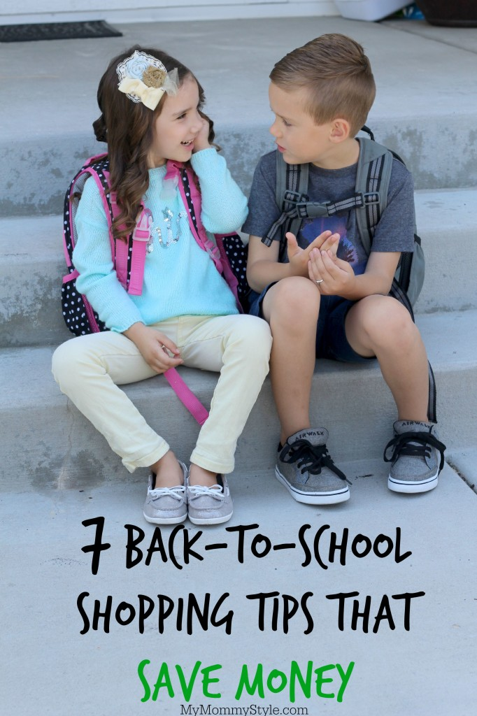 Back to School Shopping, Payless shoes, shopping, tips to save money