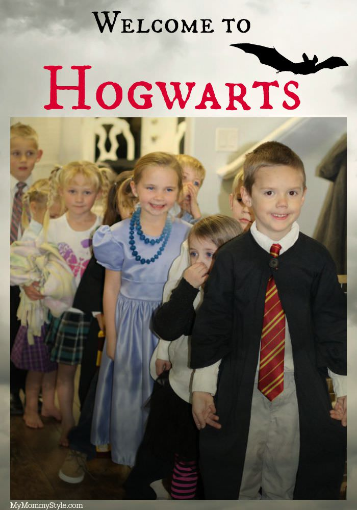 Welcome to Hogwarts, Harry Potter party, Harry Potter
