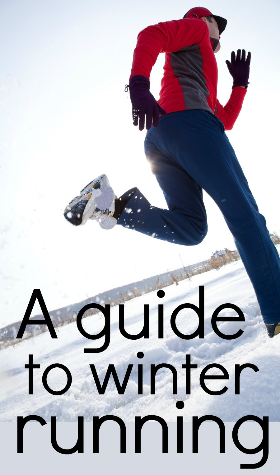 a guide to winter running