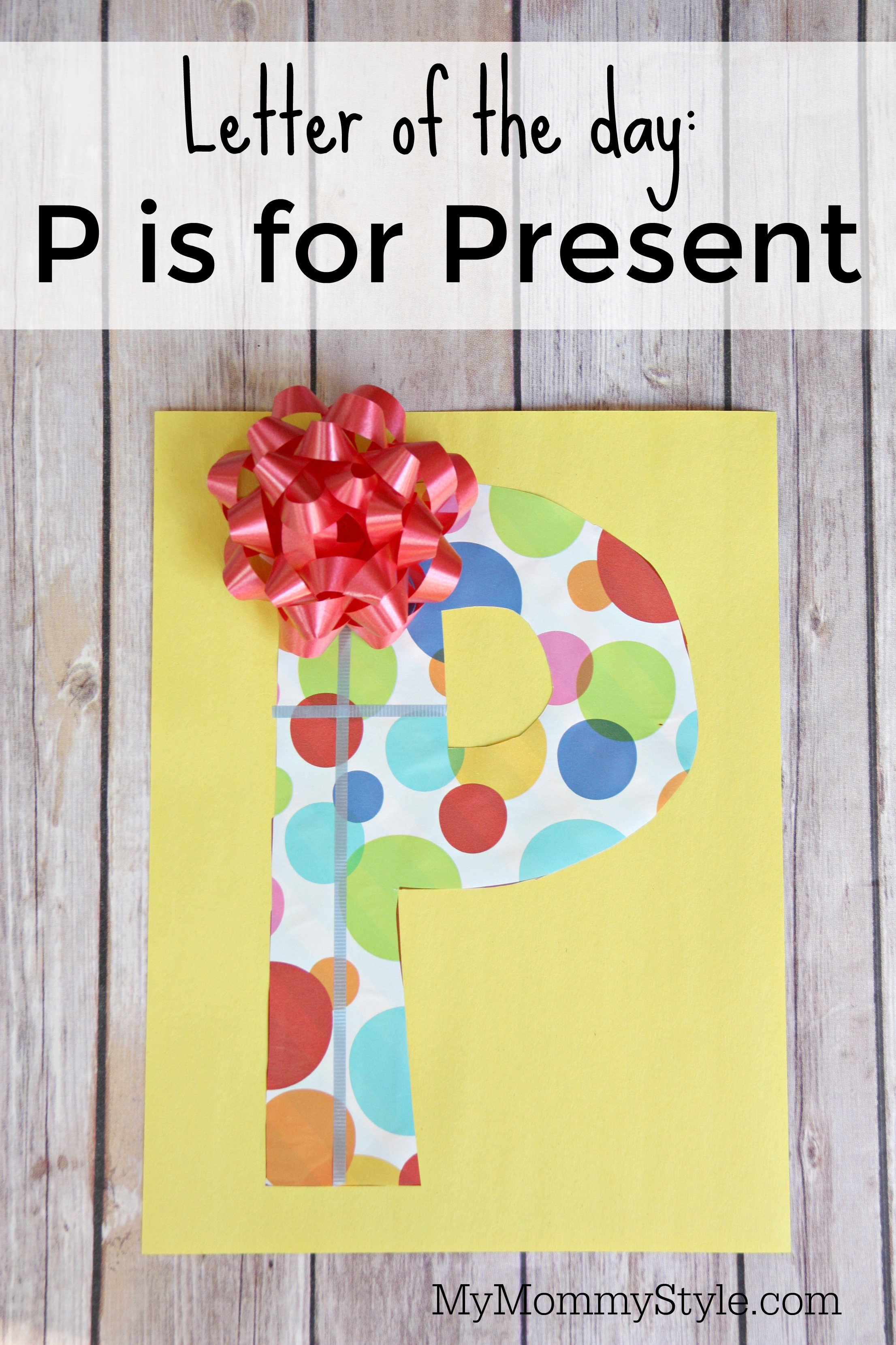 P is or present