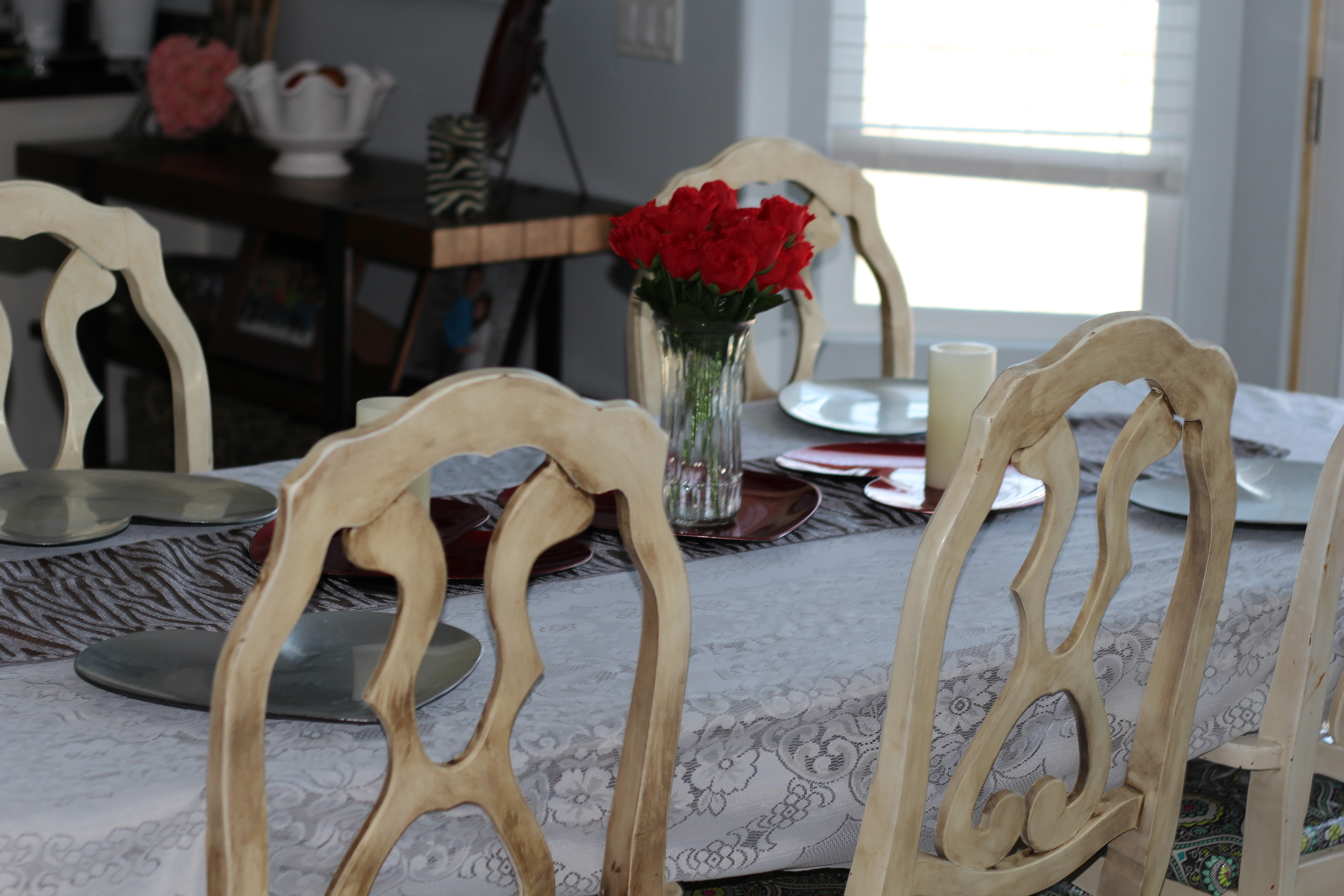 valentine table, mymommystyle