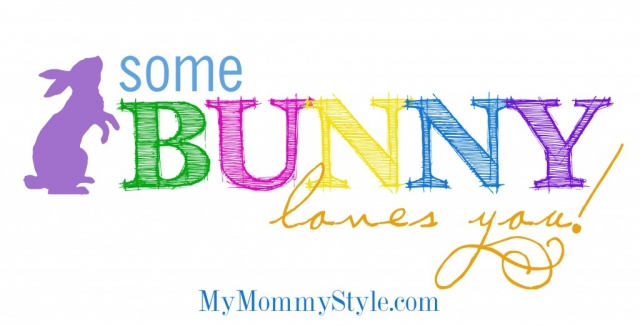 some bunny loves you printable. Black Bedroom Furniture Sets. Home Design Ideas