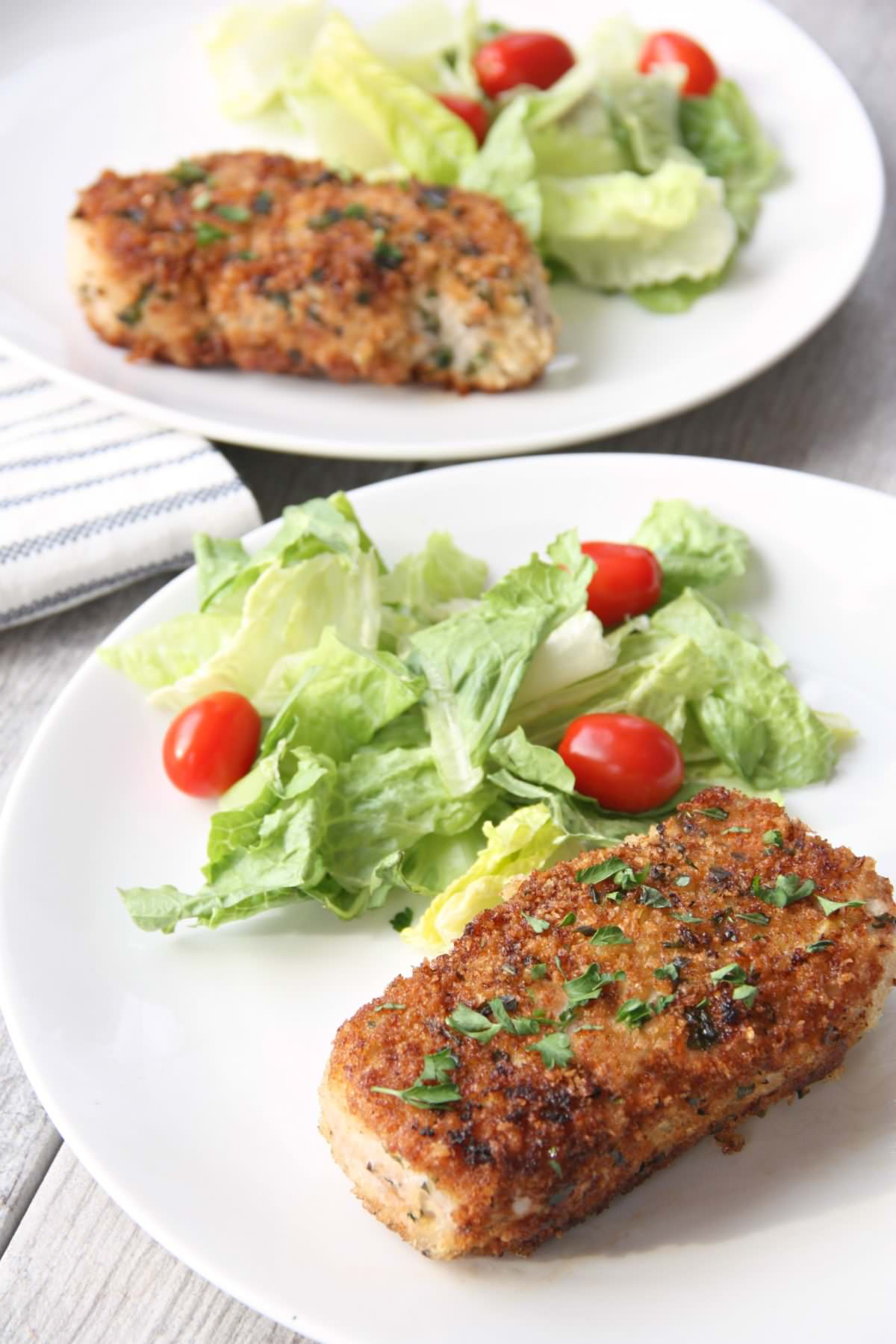 Herb-crusted Pork Chops - My Mommy Style