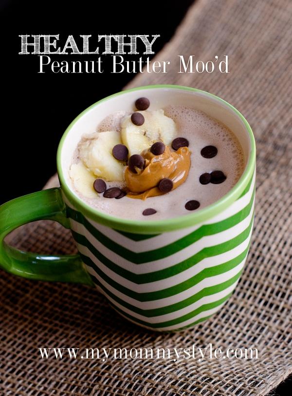 Jamba Juice Peanut Butter Smoothie