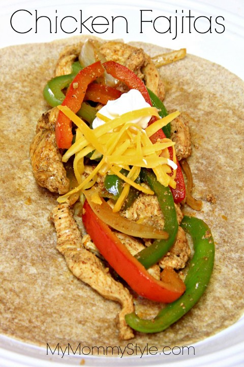 chicken fajita marinade mexicanfood easydinners whatsfordinner