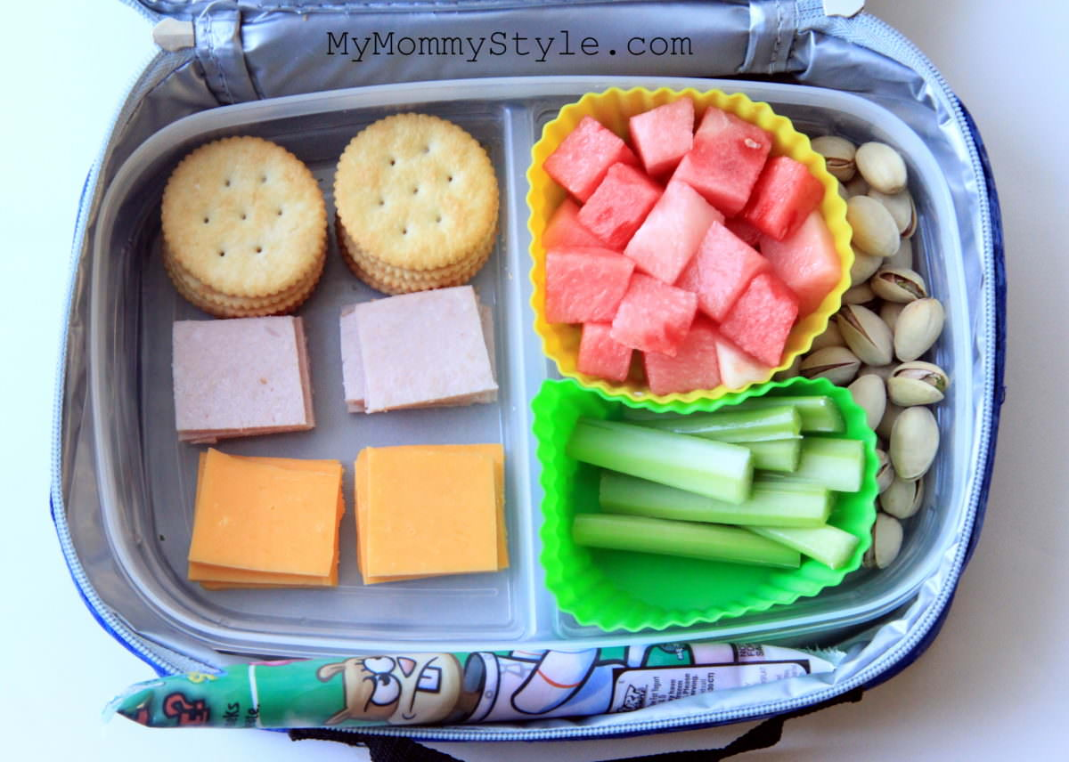 Healthy Lunch Box ideas-week 2 - My Mommy Style