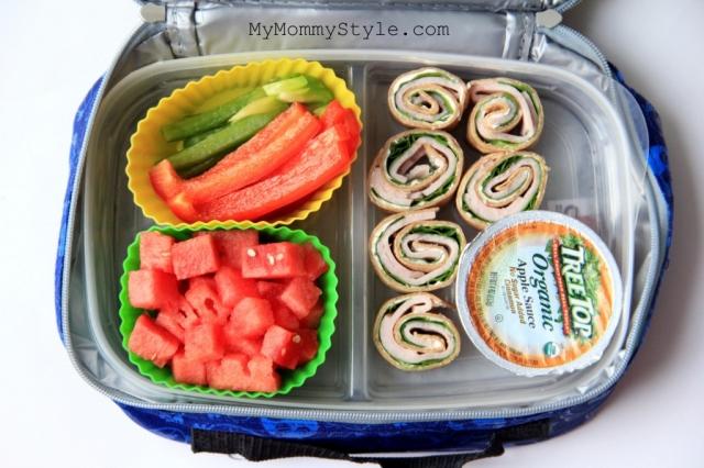 tortilla roll ups, ideas for lunchbox