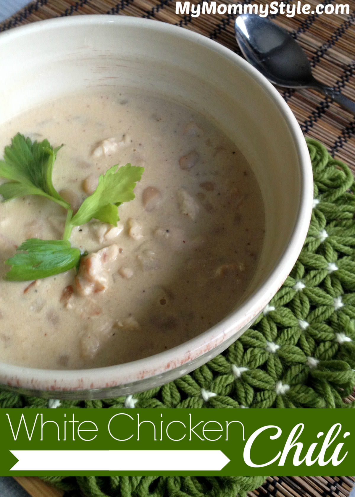 White Chicken Chili Recipe — Dishmaps