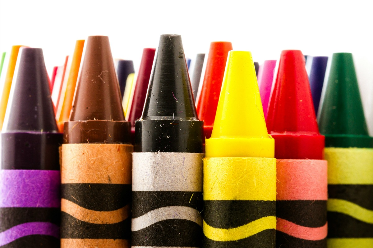 Crayon Stains Free How To Remove Crayon Stains From Walls