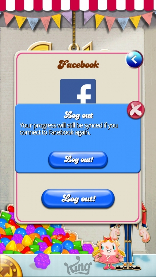 Play Candy Crush On Facebook