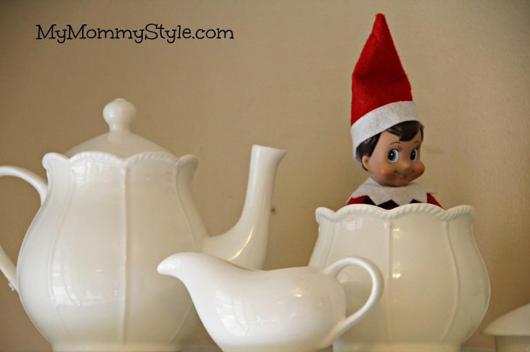 elf on the shelf ideas, easy elf on the shelf ideas