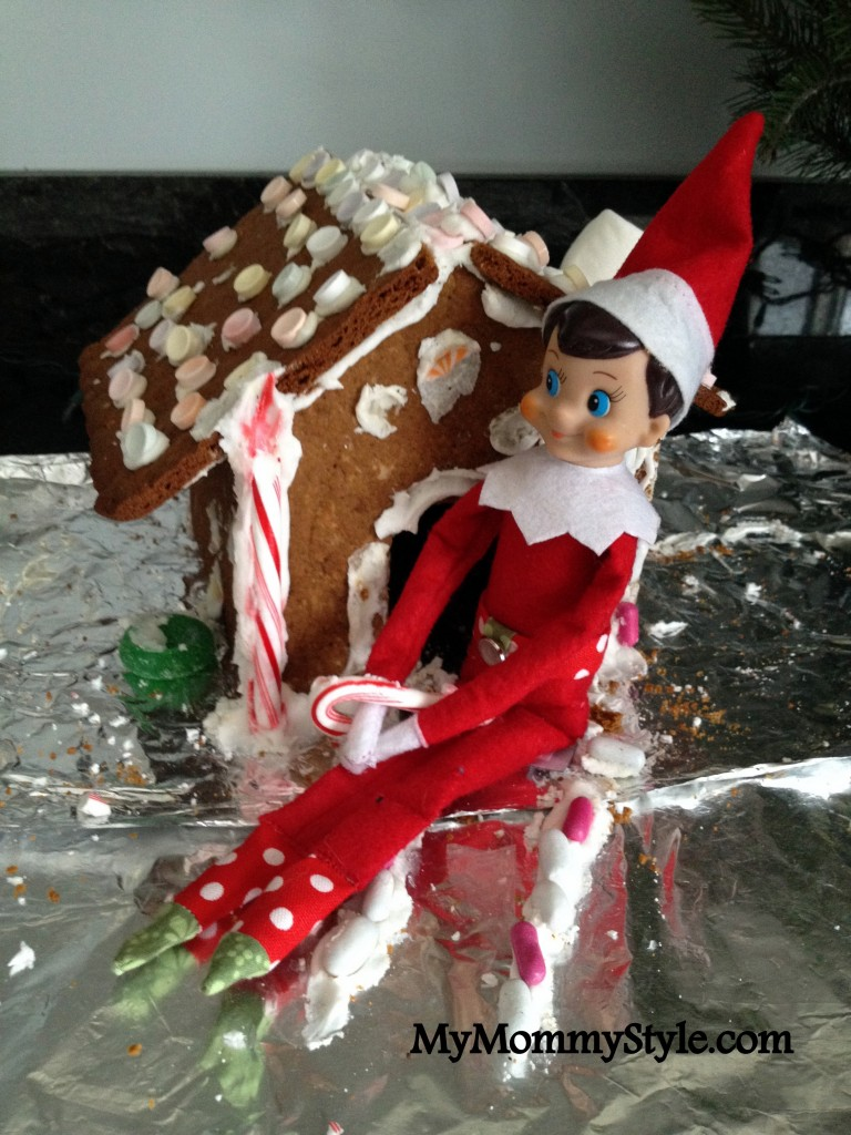Fun Elf On The Shelf Ideas My Mommy Style