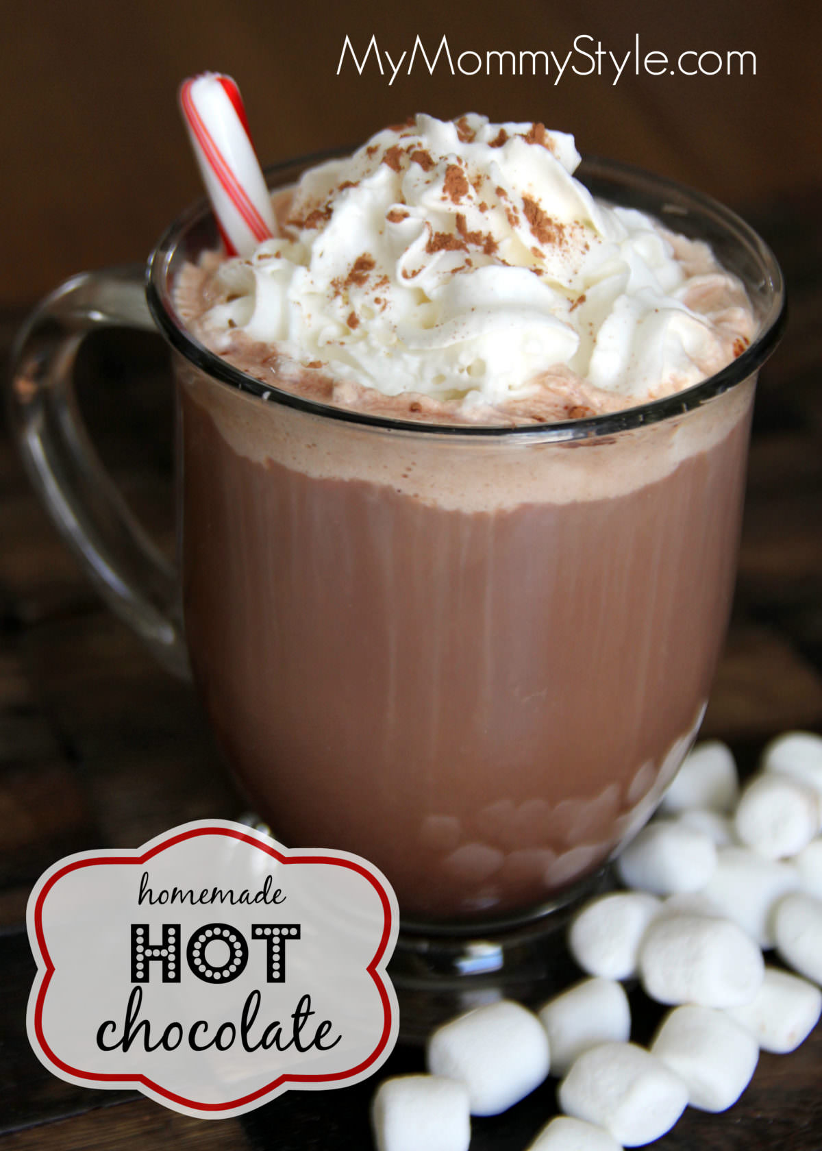 The Best Easy Homemade Hot Chocolate