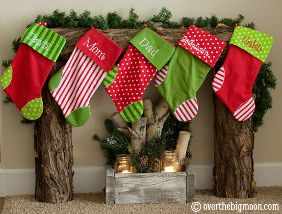 Where To Hang Stockings If You Don T Have A Fireplace Or