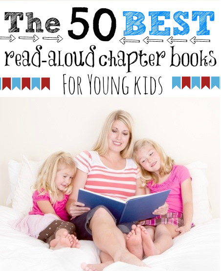 Mango Holidays For Single Parents: The 50 Best Read-aloud Chapter Books For Kids
