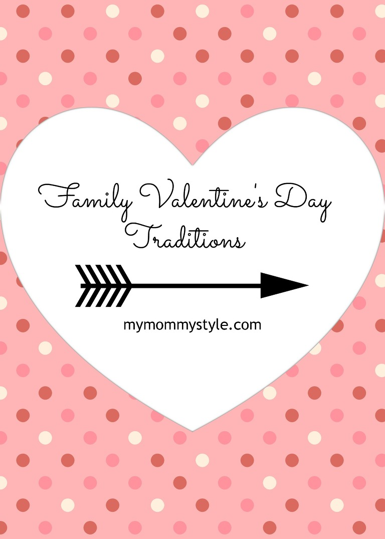Family valentines day tradtions, mymommystyle.com