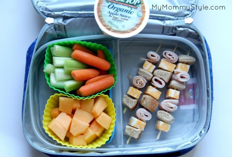 school lunch, healthy lunch box