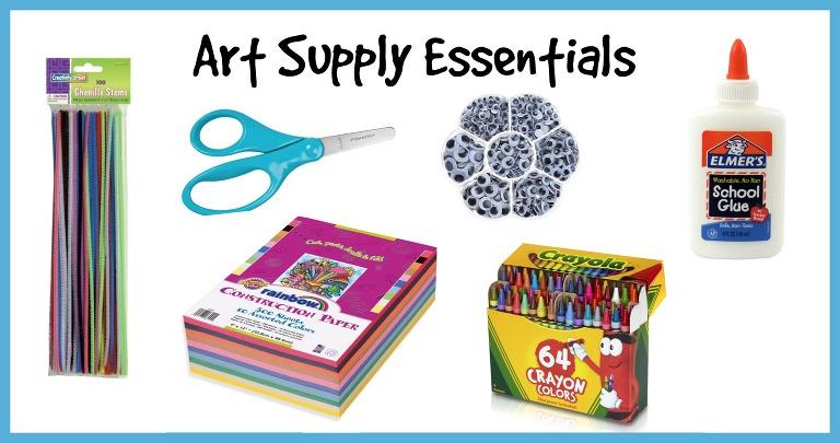 Art Supply Essentials