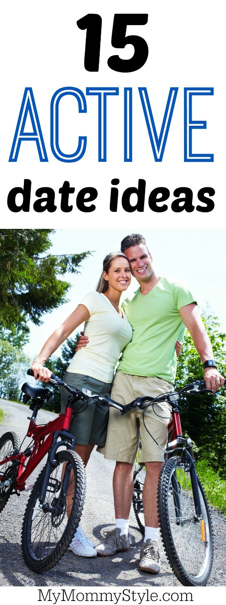 15 active date ideas