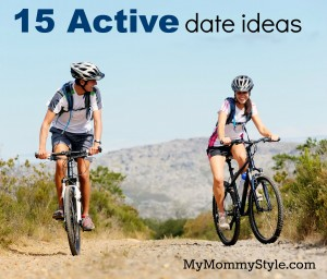 Active date ideas