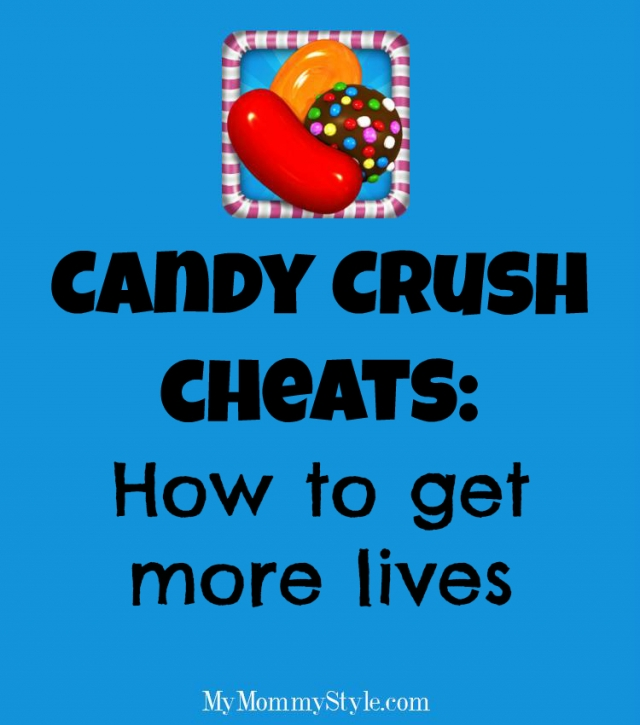 Candy Crush Cheats: how to get more lives