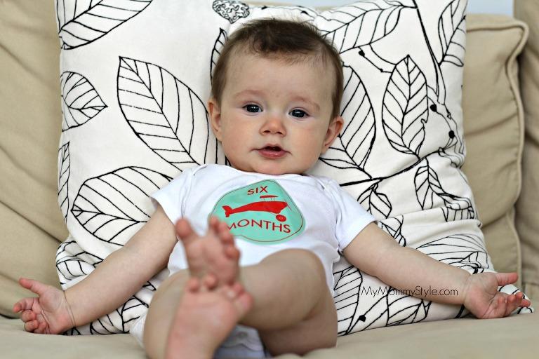 Jett 6 months chillin