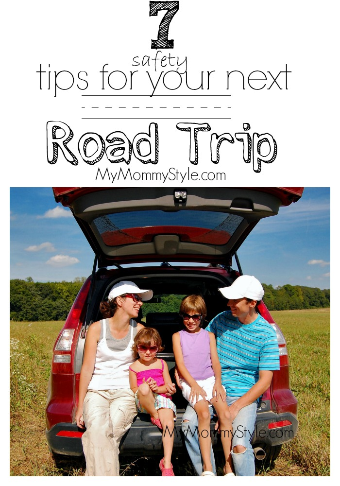 7 Safety Tips For Your Next Road Trip + Giveaway!