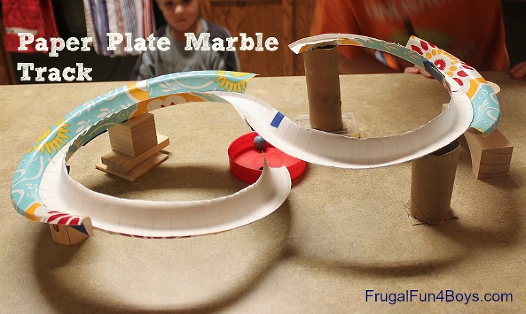 marble track