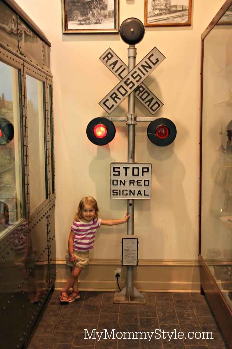 my mommy style summer learning series train week museum