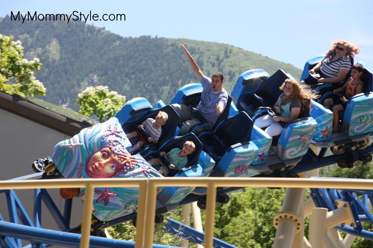 roller coaster summer learning