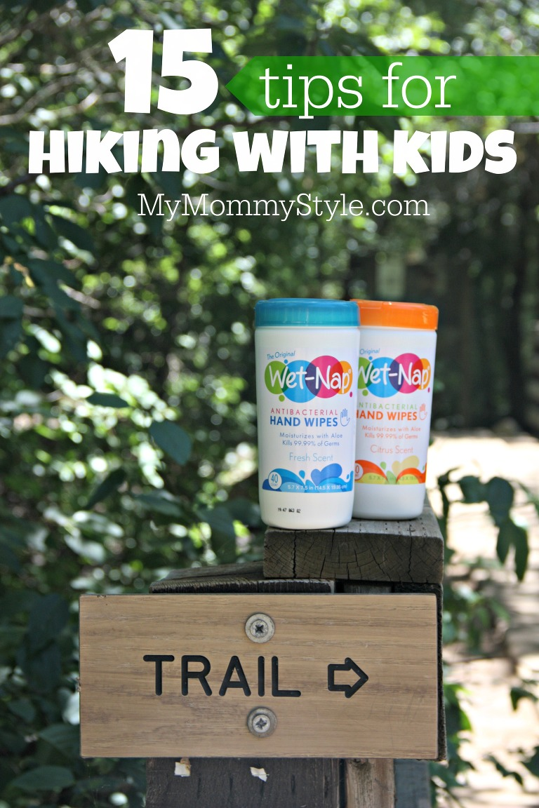 15 tips for hiking with