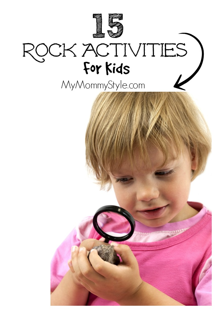 15 Rock Activities For Kids