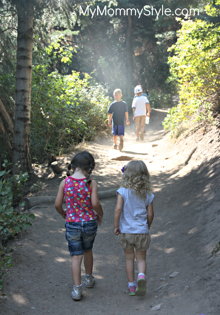 tips for hiking with kids 2