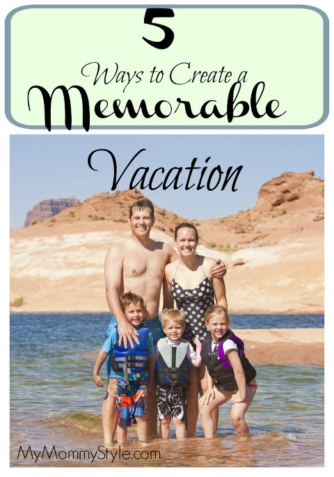 5 ways to create a memorable vacation, family time, family vacation, family time, sensational memories, arm and hammer, mymommystyle.com