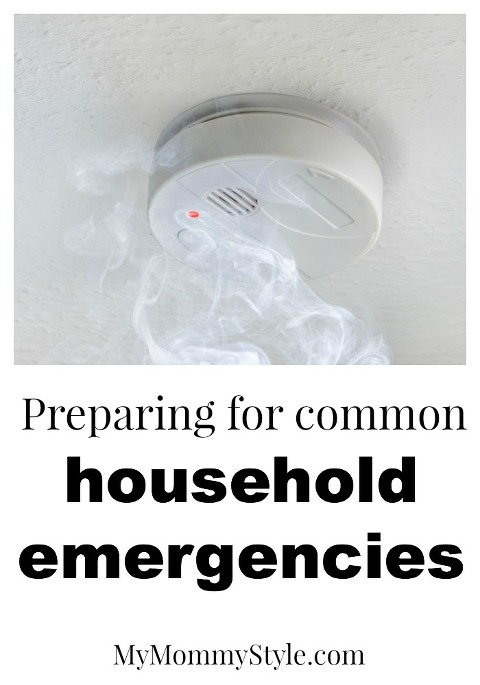 preparing for common household emergencies from mymommystyle