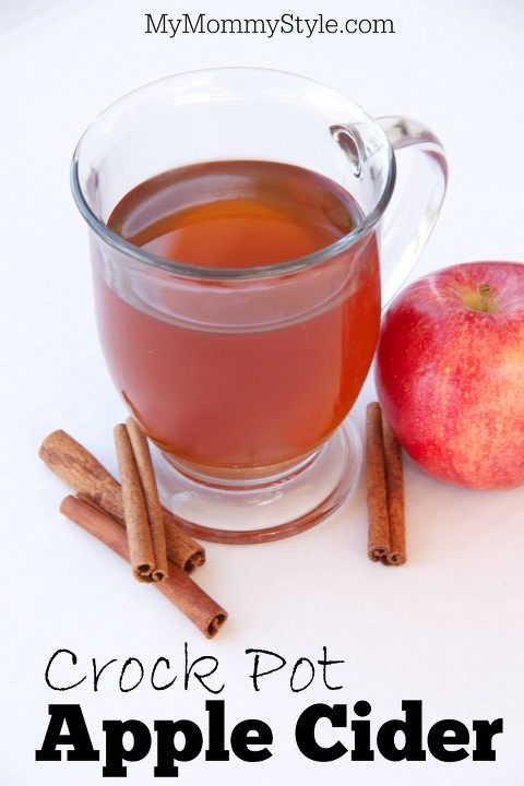 Crock Pot Apple Cider