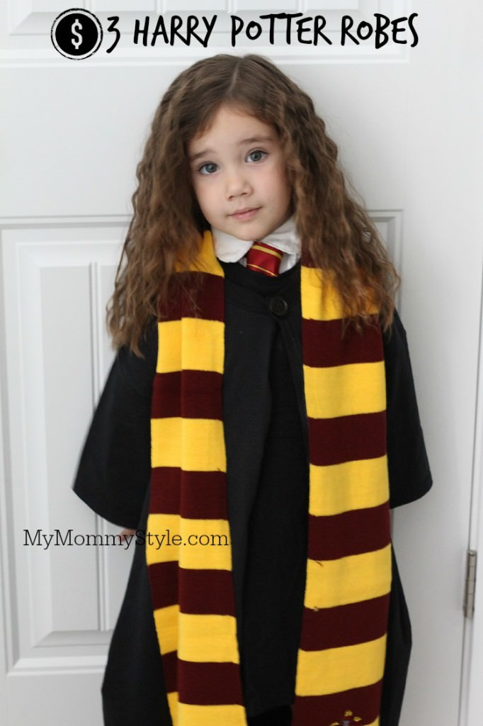 Harry Potter Robes Diy Made Out Of A T Shirt My Mommy Style