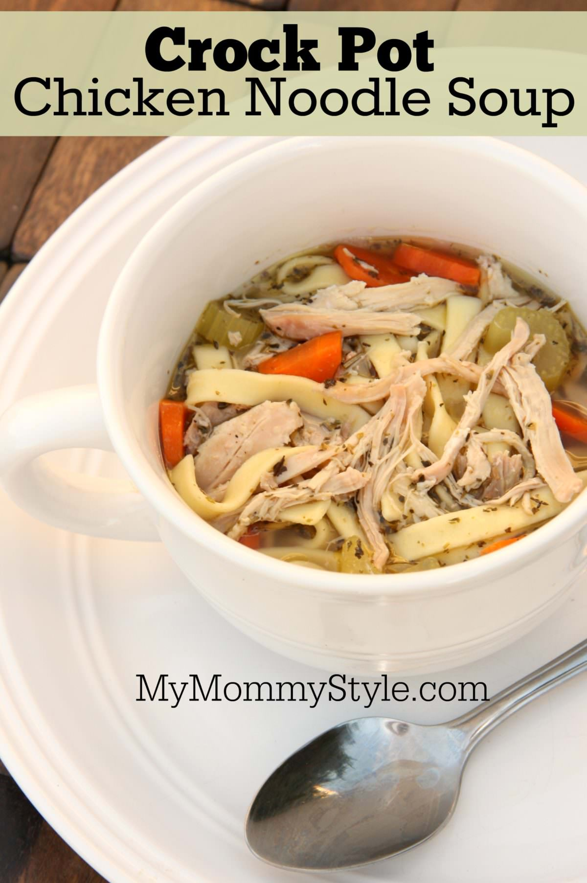 chicken noodle soup crock pot crock pot chicken noodle soup 187 my style 29885