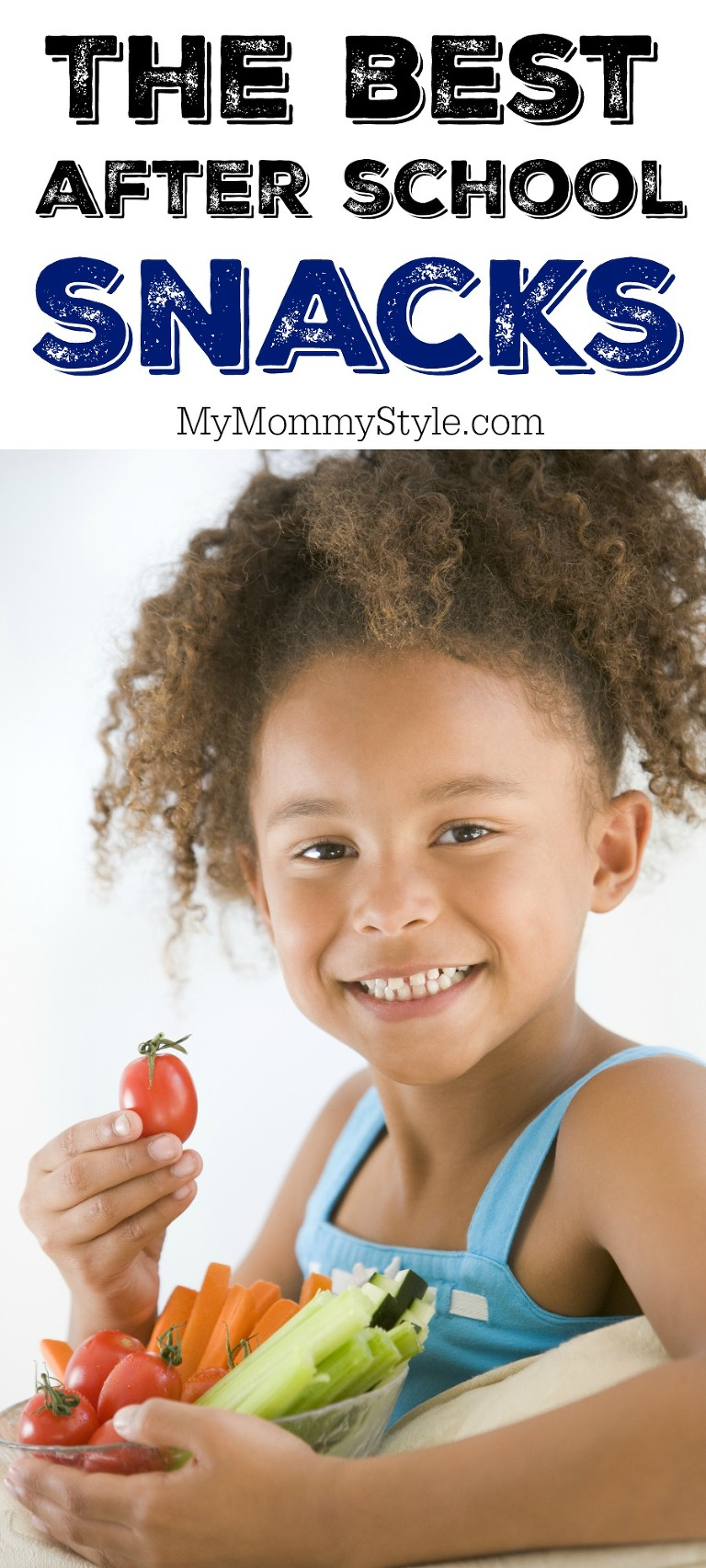 The best after school snacks for kids