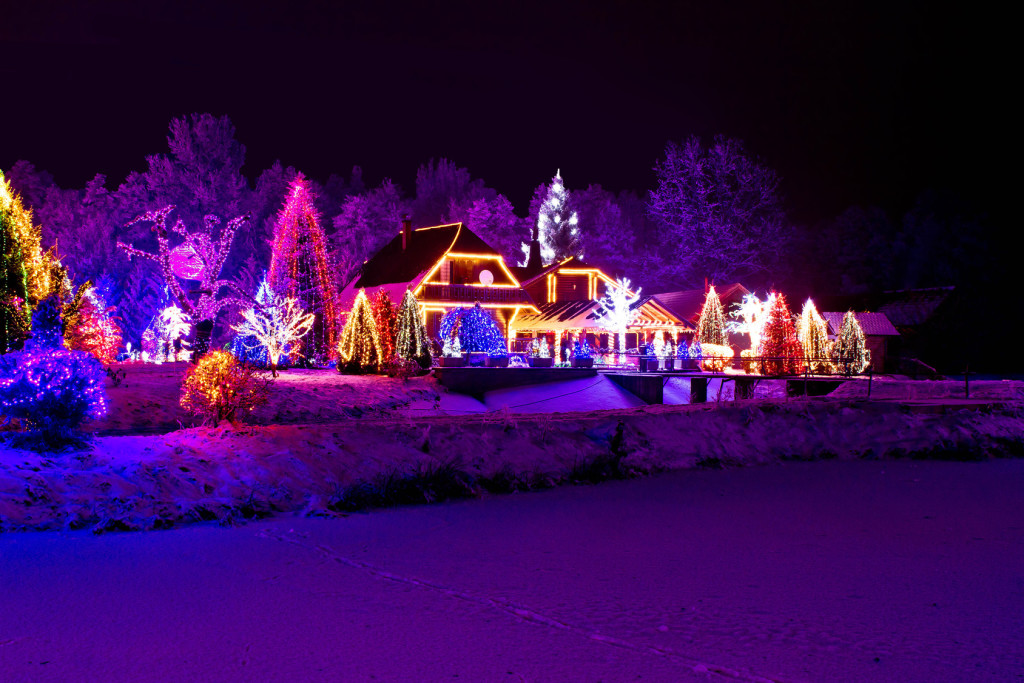 cant miss christmas light displays in utah my mommy style - Willard Bay Christmas Lights