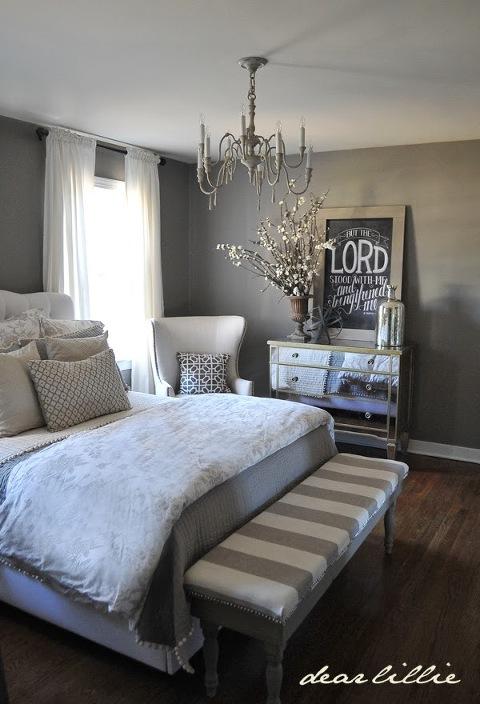 master bedroom quote