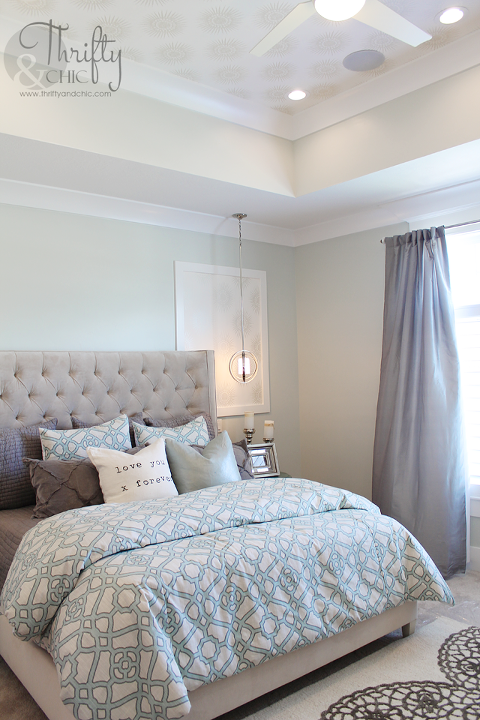 master bedroom thrifty