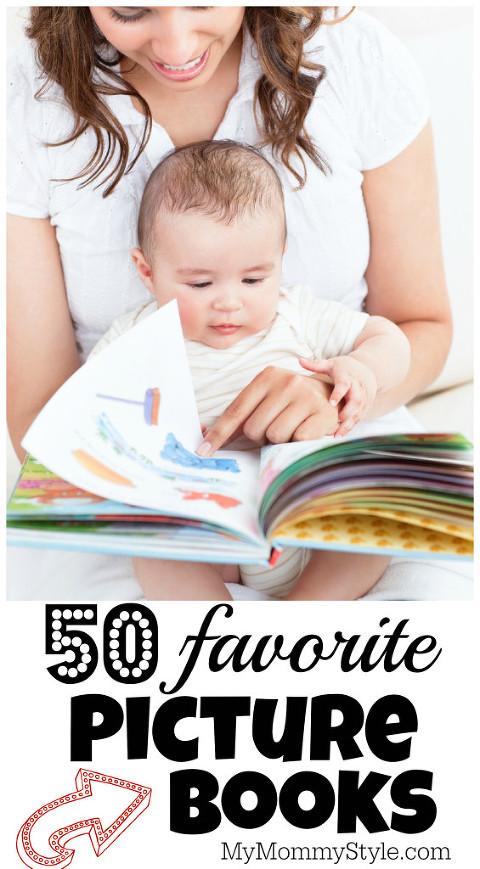 50 favorite picture books